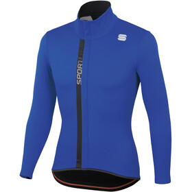 Sportful Tempo Windstopper Jacket Men blue cosmic/black